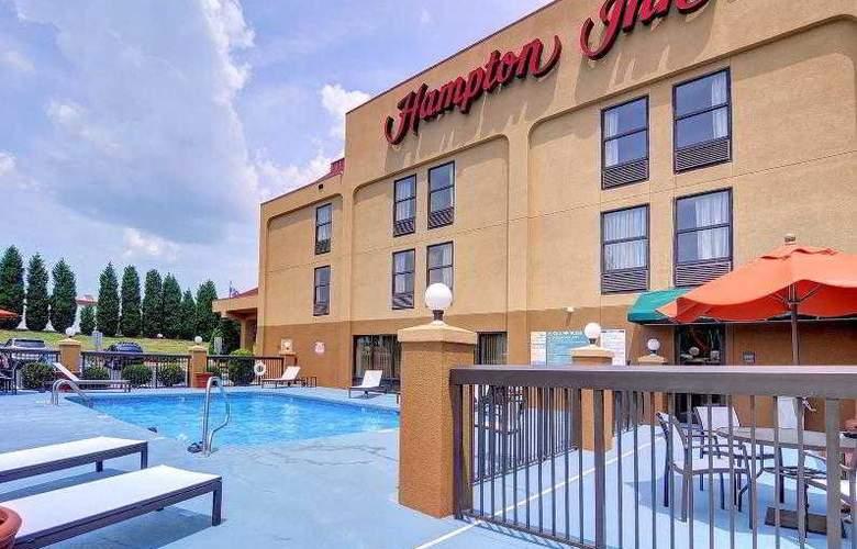 Hampton Inn Eden - Pool - 35
