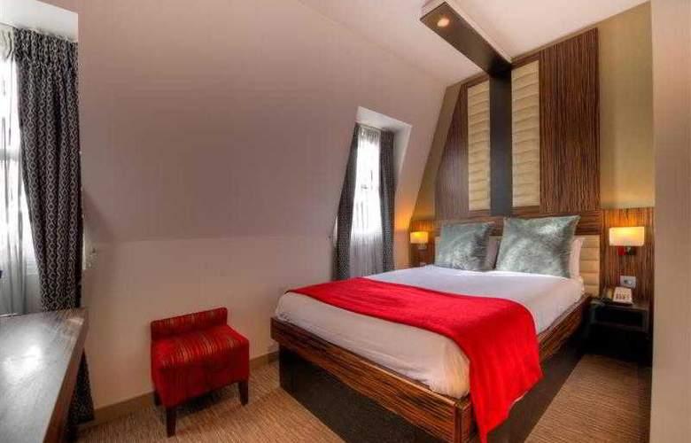 Best Western Maitrise - Hotel - 40