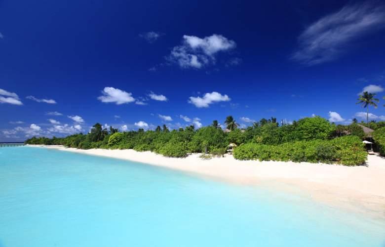 Six Senses Laamu - Beach - 5
