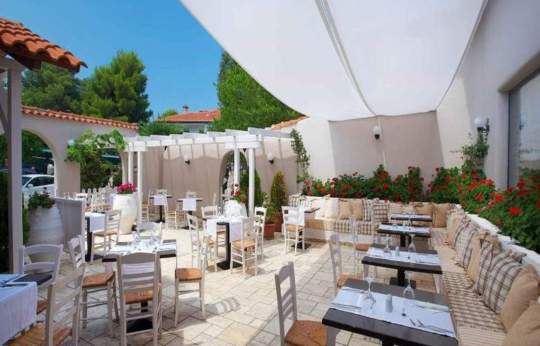 Athena Pallas Village - Restaurant - 37