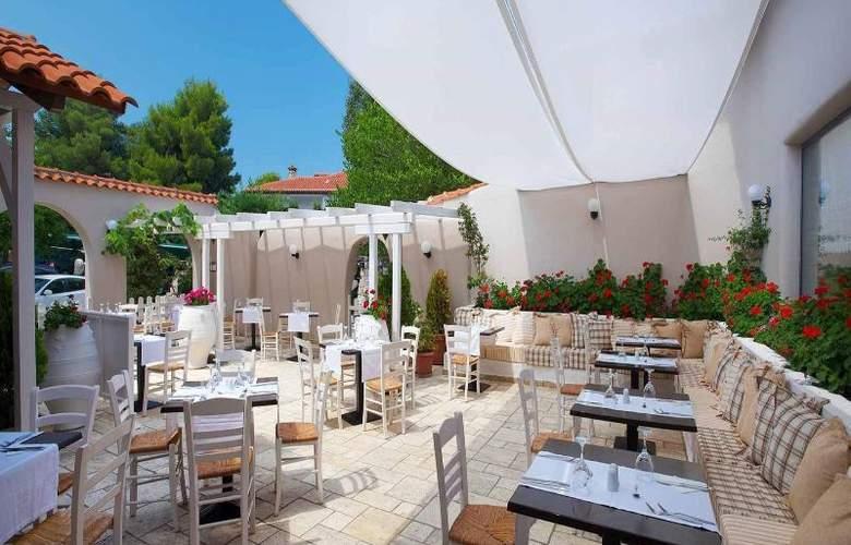 Athena Pallas Village - Restaurant - 37