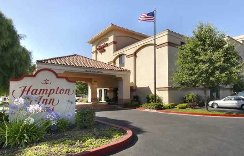Hampton Inn Oakland-Hayward - Hotel - 0