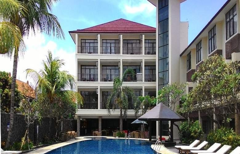 Best Western Resort Kuta - Pool - 26