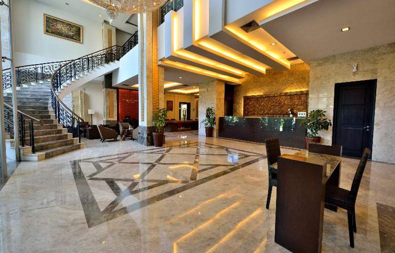 Carrcadin Hotel Bandung - General - 9