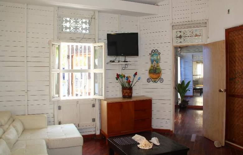 Hotel Auaecoco Cartagena - Room - 6