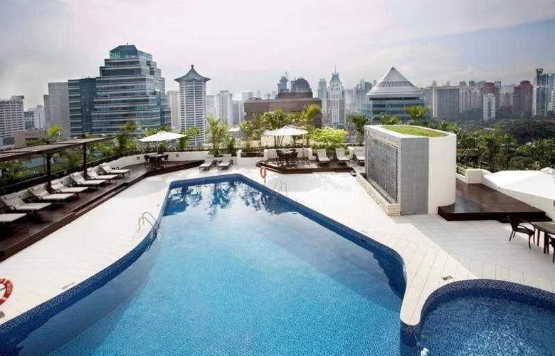 Hilton Singapore - Pool - 7