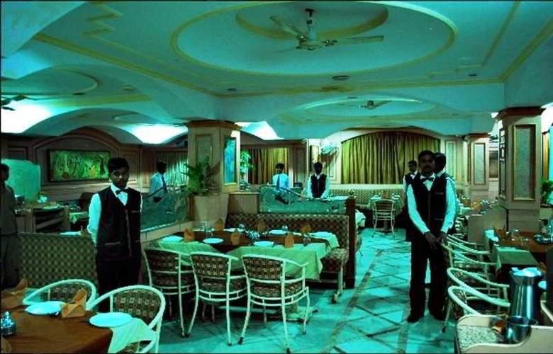 Nandhana Homotel - Restaurant - 5