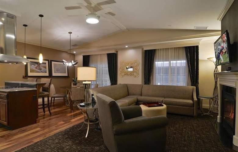 Best Western Premier Eden Resort Inn - Room - 121
