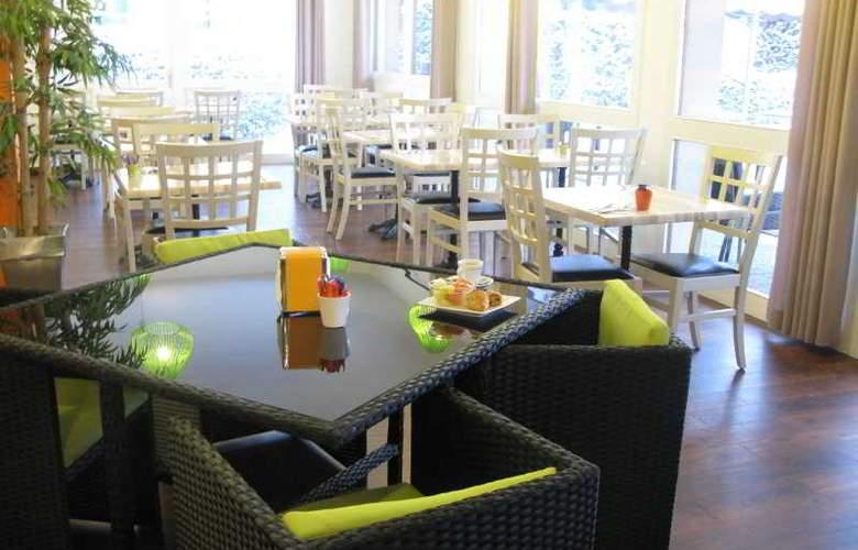 INTER-HOTEL LYON NORD - Restaurant - 19