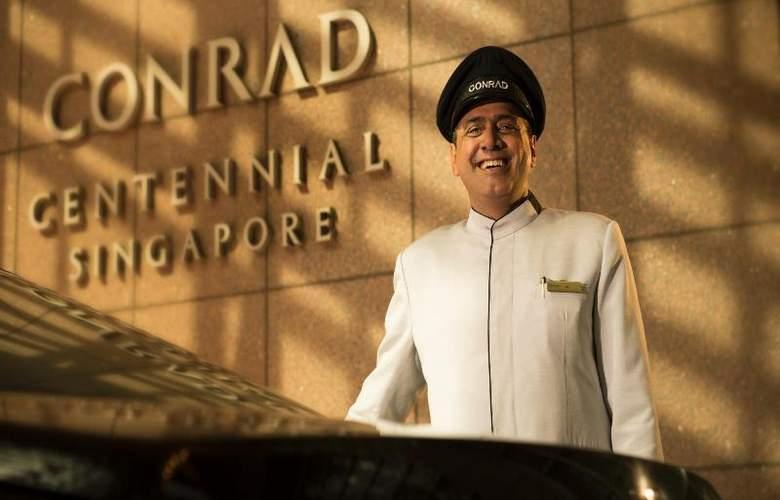 Conrad Centennial Singapore - Hotel - 8