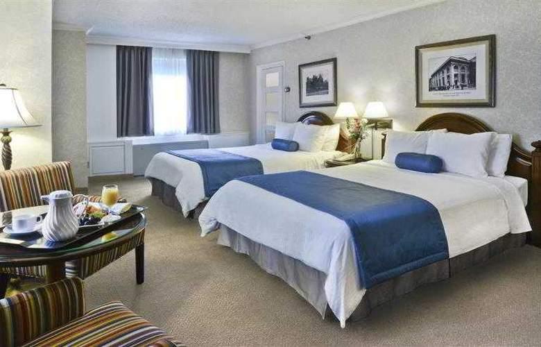 Best Western Ville-Marie Hotel & Suites - Room - 23