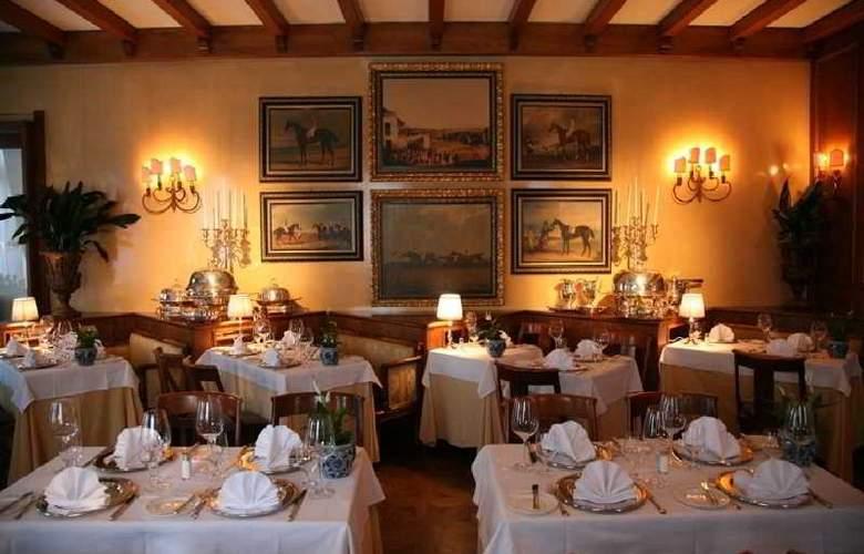 Hotel de la Ville Monza - SLH Hotel - Restaurant - 7
