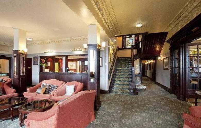 BEST WESTERN Braid Hills Hotel - Hotel - 32