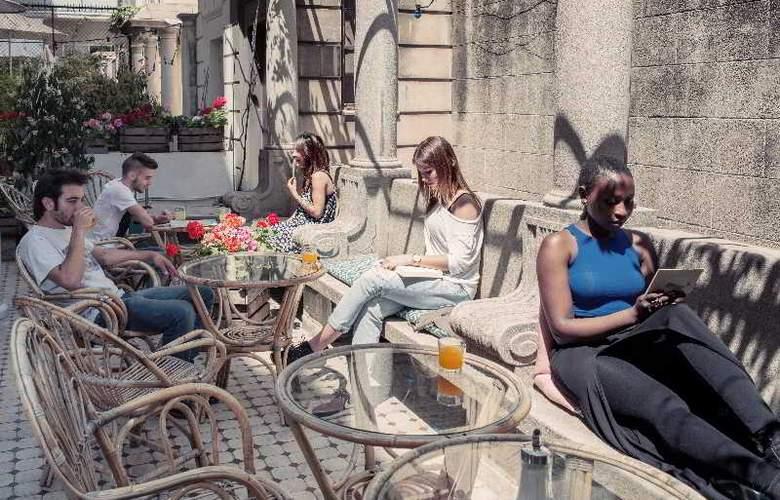Casa Gracia Barcelona Hostel - Terrace - 51