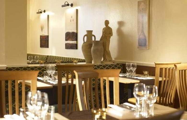 Durham Marriott Hotel Royal County - Restaurant - 11