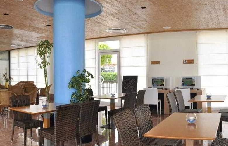 Blau Parc - Restaurant - 7