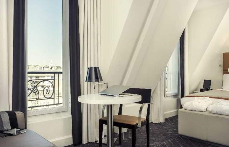 Mercure Paris Saint-Lazare Monceau - Room - 1