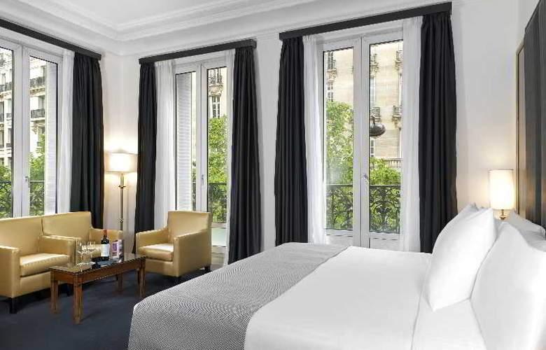 Meliá París Champs Elysées - Room - 8