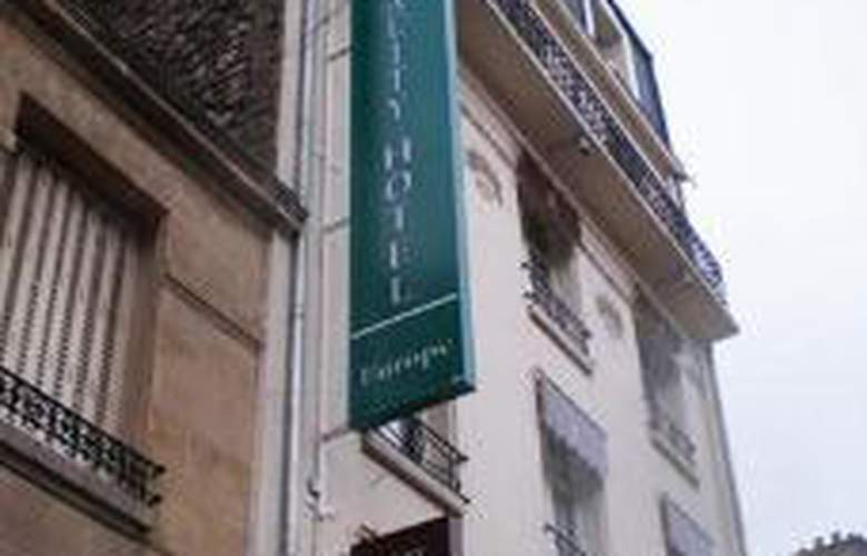 Quality Hotel Reims Europe - Hotel - 0