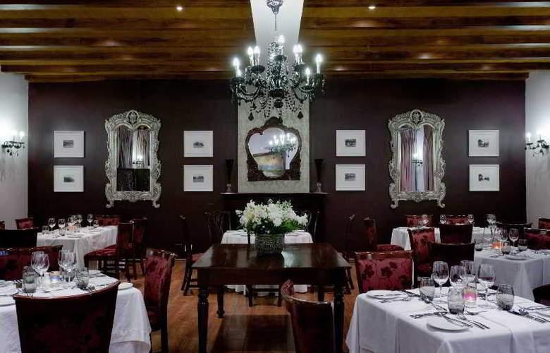 Erinvale Estate Hotel & Spa - Restaurant - 8