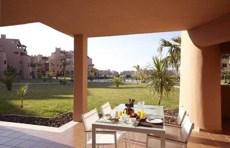 The Residences Mar Menor Golf & Resort - Terrace - 7