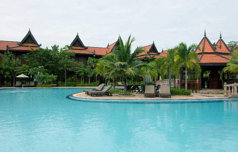 Sokhaylay Angkor Resort  Hotel Resort & Spa - Pool - 23