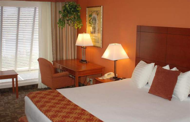Best Western Plus University Inn - Room - 74