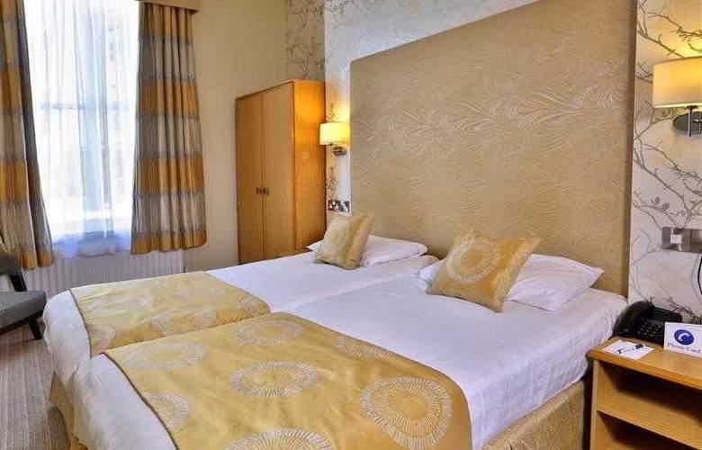 Best Western York House - Hotel - 77