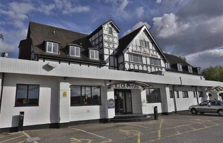 Best Western Barons Court Hotel - Hotel - 29