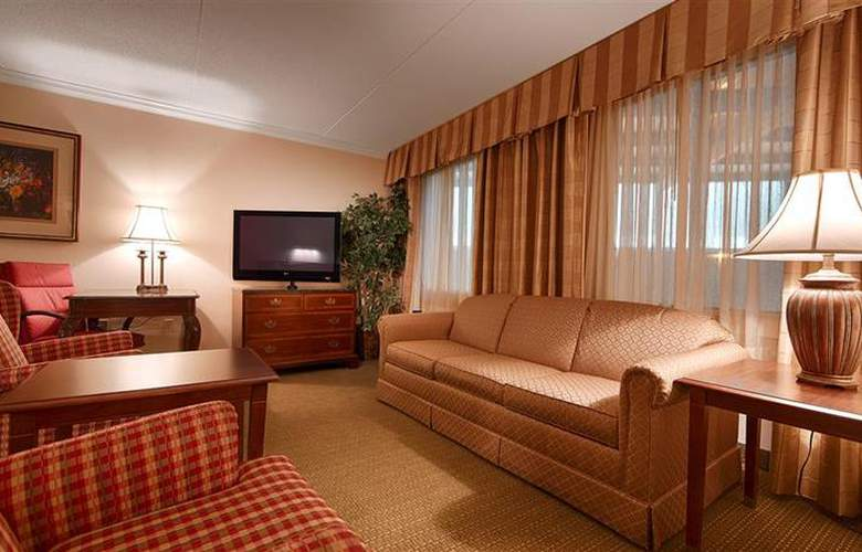Best Western Plus White Bear Country Inn - Room - 98