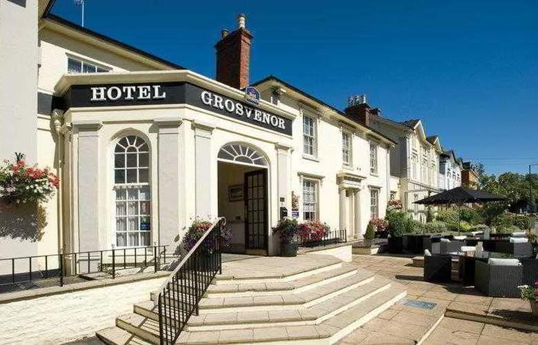 Best Western Grosvenor - Hotel - 10