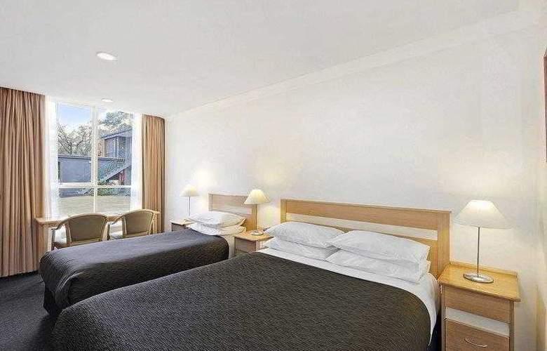 Best Western Melbourne's Princes Park Motor Inn - Hotel - 6