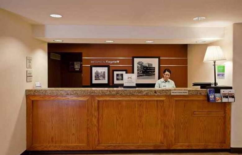 Hampton Inn Flagstaff - Hotel - 0
