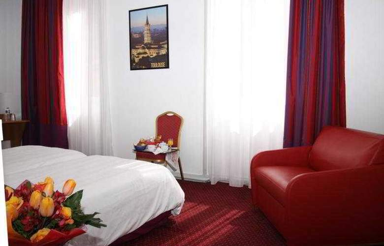 Quality Hotel Le Clocher De Rodez - Room - 2
