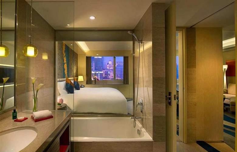 Sofitel Shanghai Hyland - Room - 4