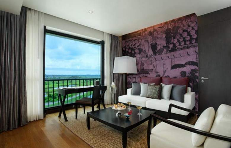 Centara Hotel & Convention Centre Khon Kaen - Room - 19
