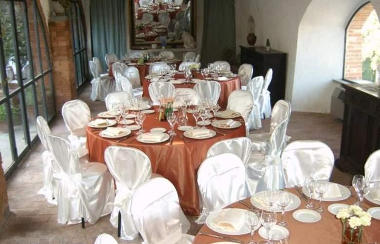 Abbadia Sicille - Restaurant - 3