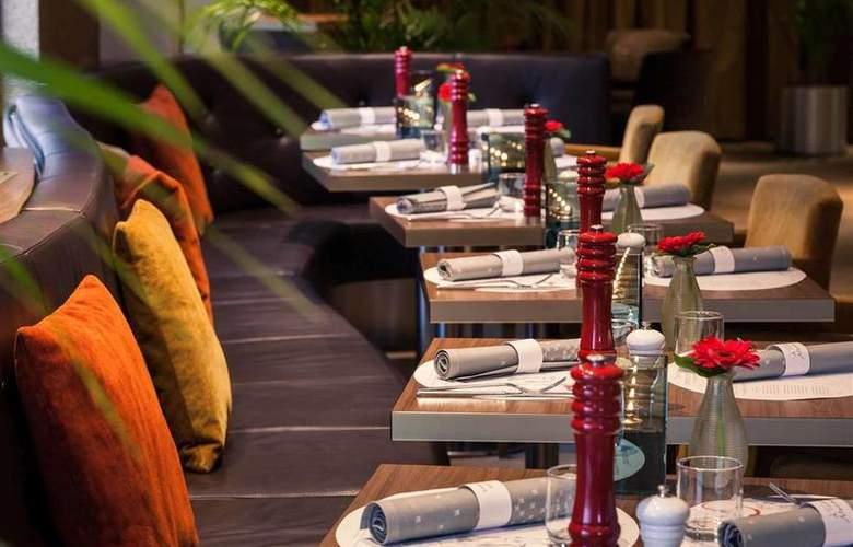 Mercure Groningen Martiniplaza - Restaurant - 51