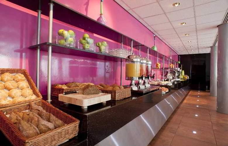 Inntel Hotels Amsterdam Centre - Restaurant - 8