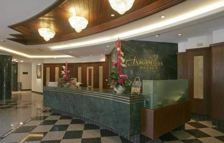 Suitehotel S´Argamassa Palace - General - 1
