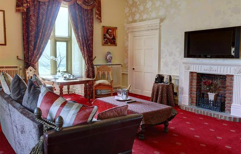 Best Western Walworth Castle Hotel - Room - 79
