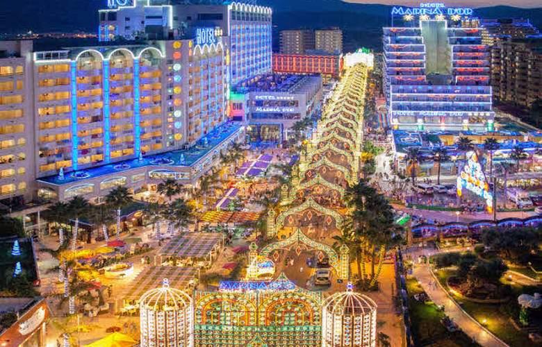 Marina dOr Playa Hotel 4 Estrellas - Hotel - 14