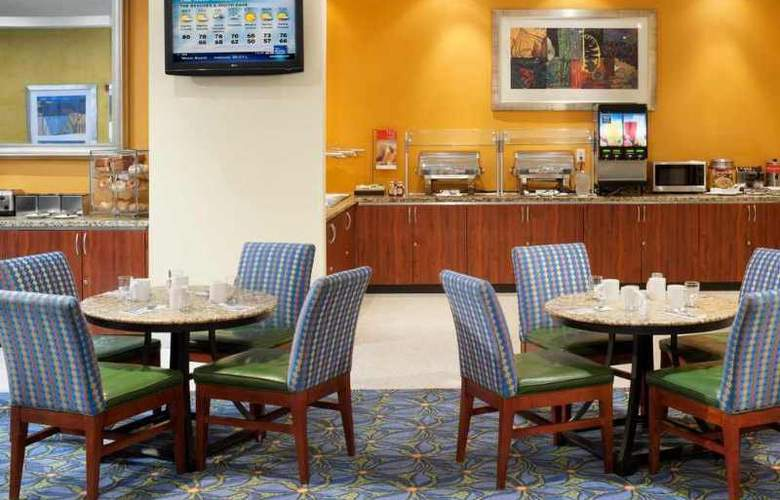 Courtyard by Marriott Miami Beach South Beach - Restaurant - 12