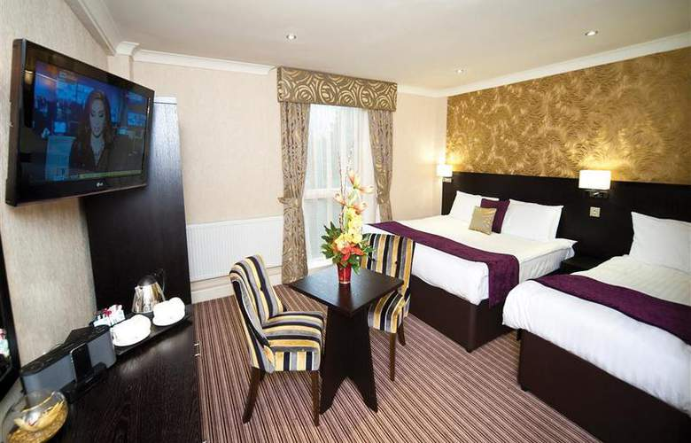 Hallmark Liverpool Sefton Park - Room - 3
