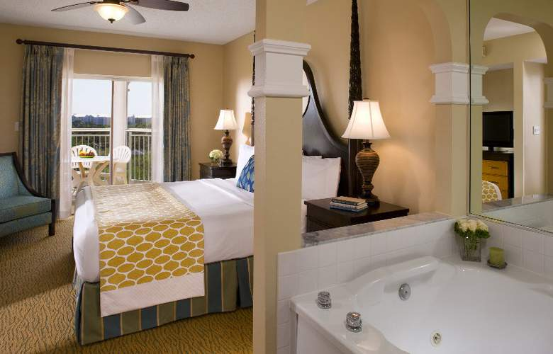 Hilton Grand Vacations Club at Seaworld Orlando - Room - 1