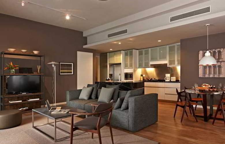 E&O Residence Kuala Lumpur - Room - 10