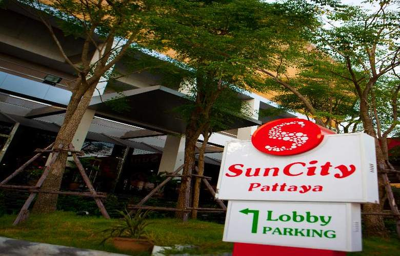 Sun City Hotel Pattaya - Hotel - 9