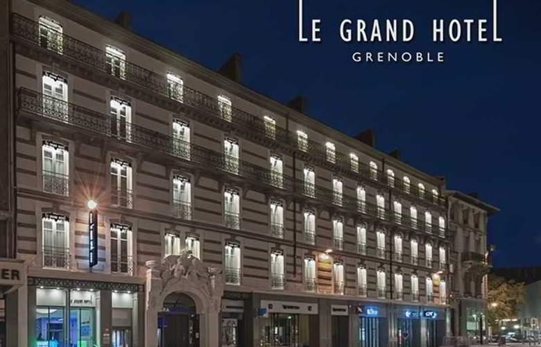 Le Grand Hotel Grenoble - Hotel - 0