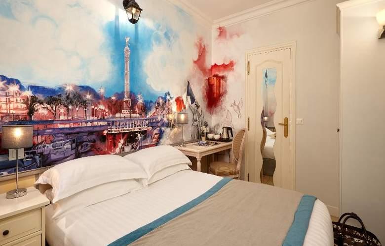 Saint Louis Bastille - Hotel - 42