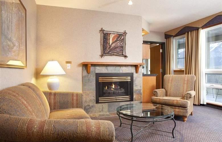 Best Western Plus Pocaterra Inn - Room - 114